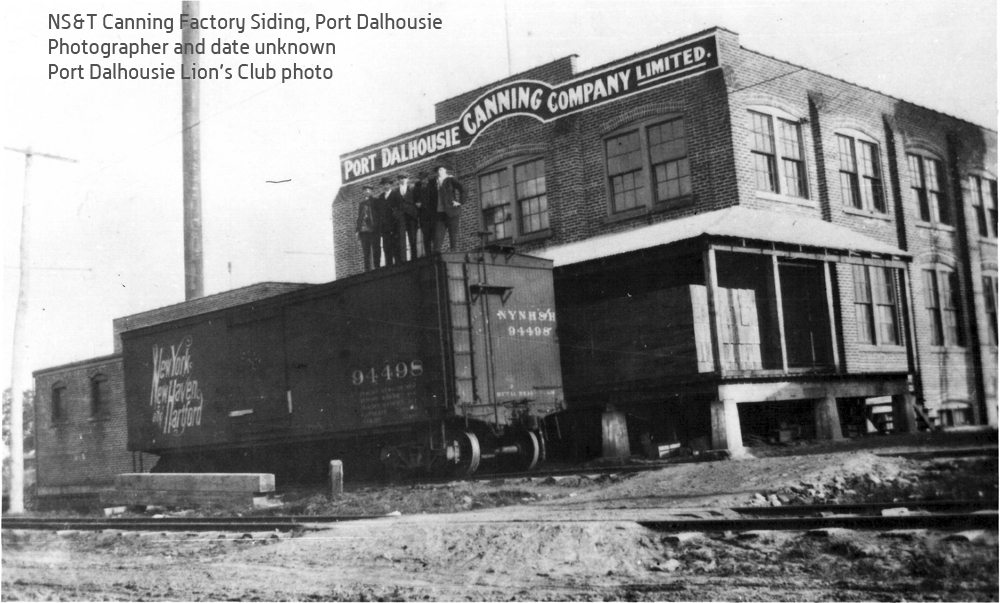 Port Dalhousie Canning Company Ltd