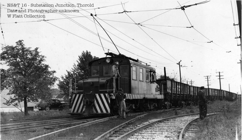 NST 16 - Substation Junction