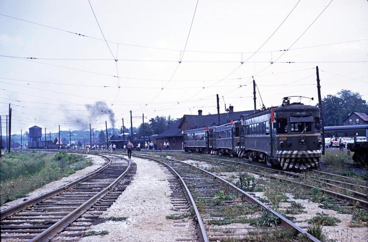 NST Special - Merritton - August 31, 1958