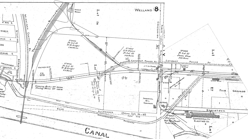 NS&T Property Plan - Welland