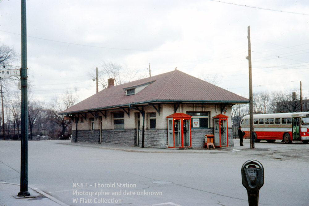 NS&T - Thorold Station - 1 of 5