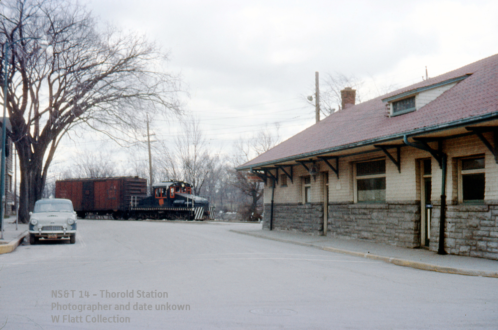 NS&T - Thorold Station - 2 of 5