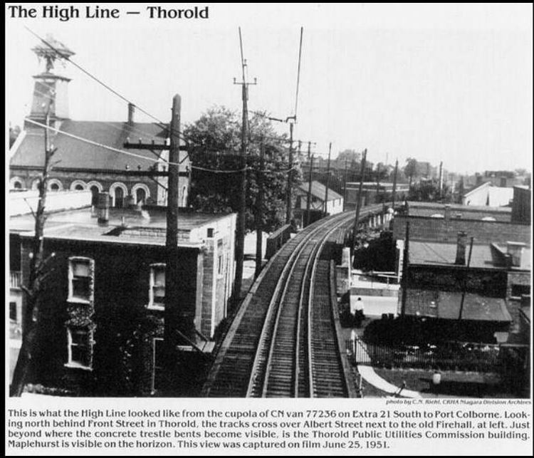 Thorold - High Line