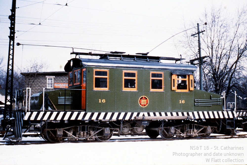 NST 16 - Welland Avenue Yard
