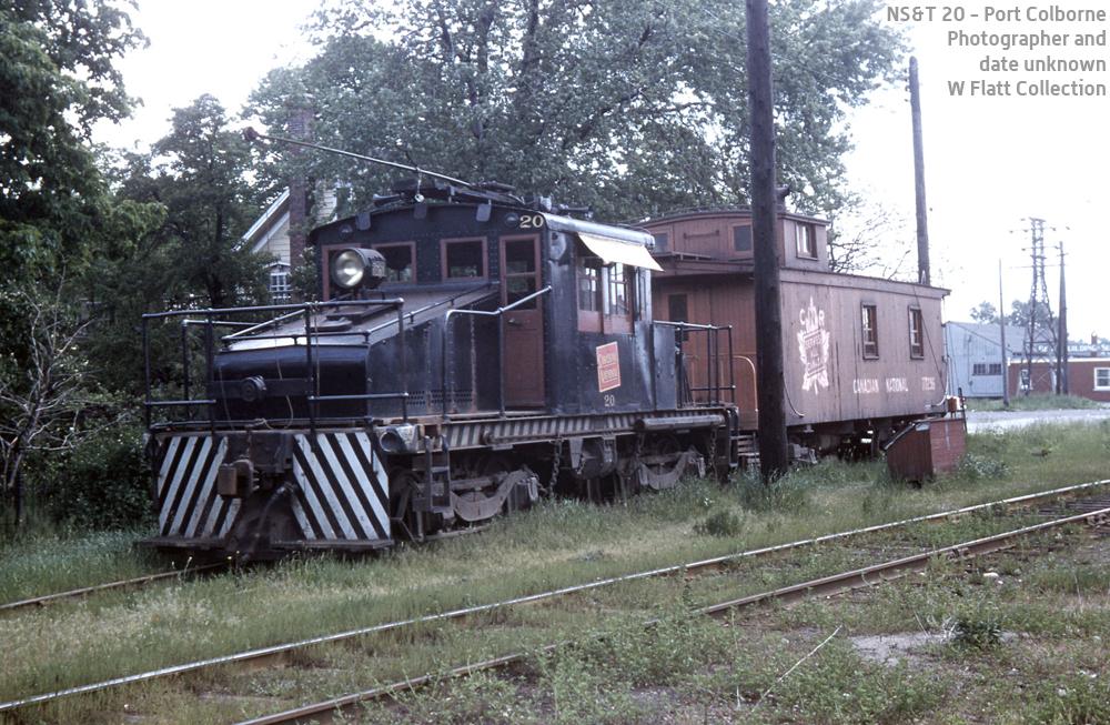 NS&T 20 - Port Colborne
