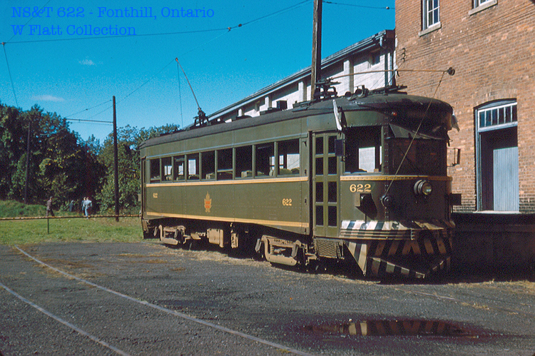 NST 622 - Fonthill - Canning Spur