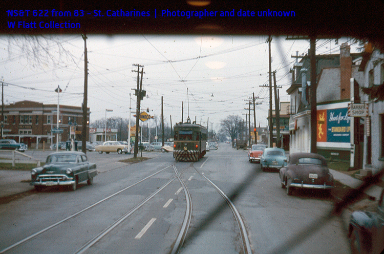 NST 623 from 83 - Welland Avenue