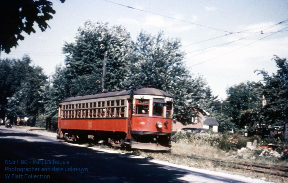 NST80 - Port Dalhousie