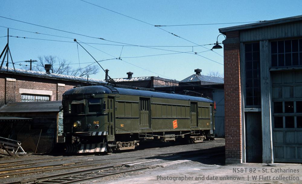 NST82 - Car barn