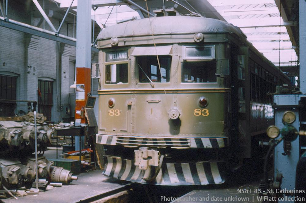 NST83 - Carbarn interior