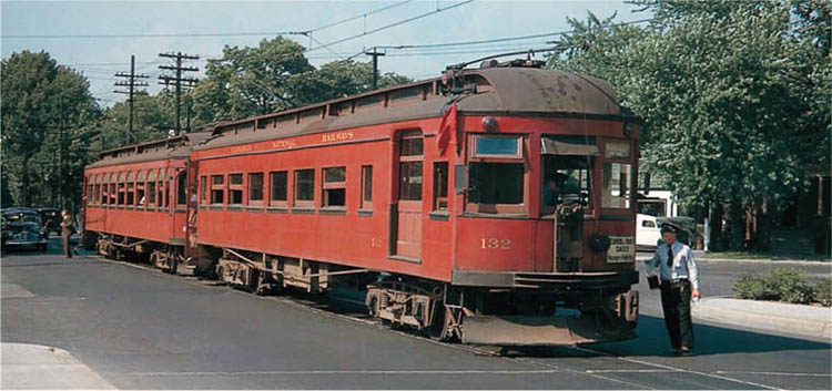 NST 130-series - Old Time Trains