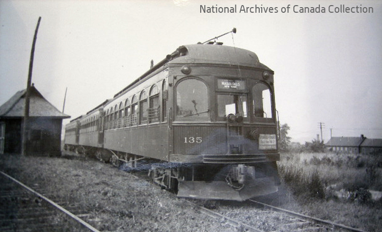 NF Boat Train - Archives photo.