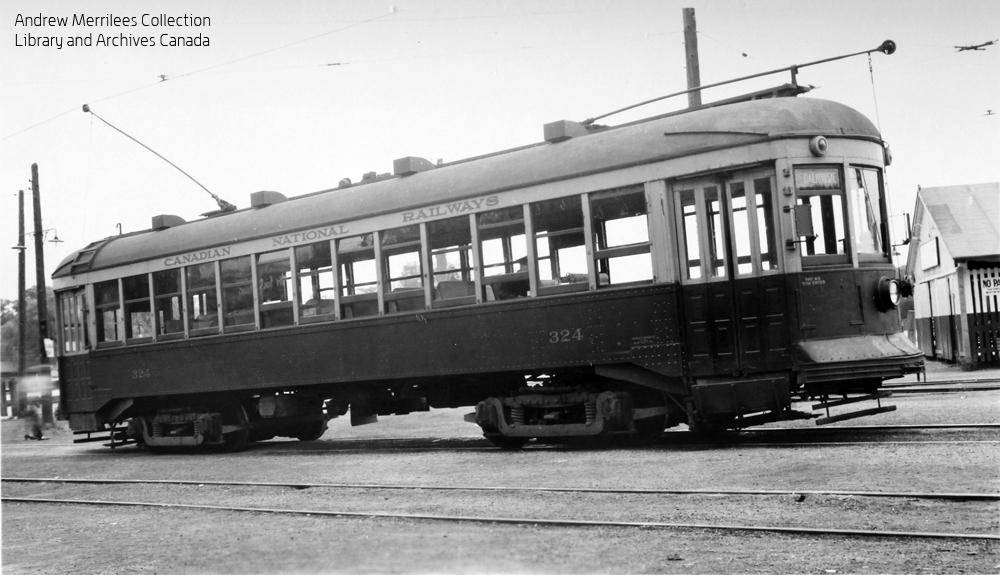 NST 324 - Port Dalhousie