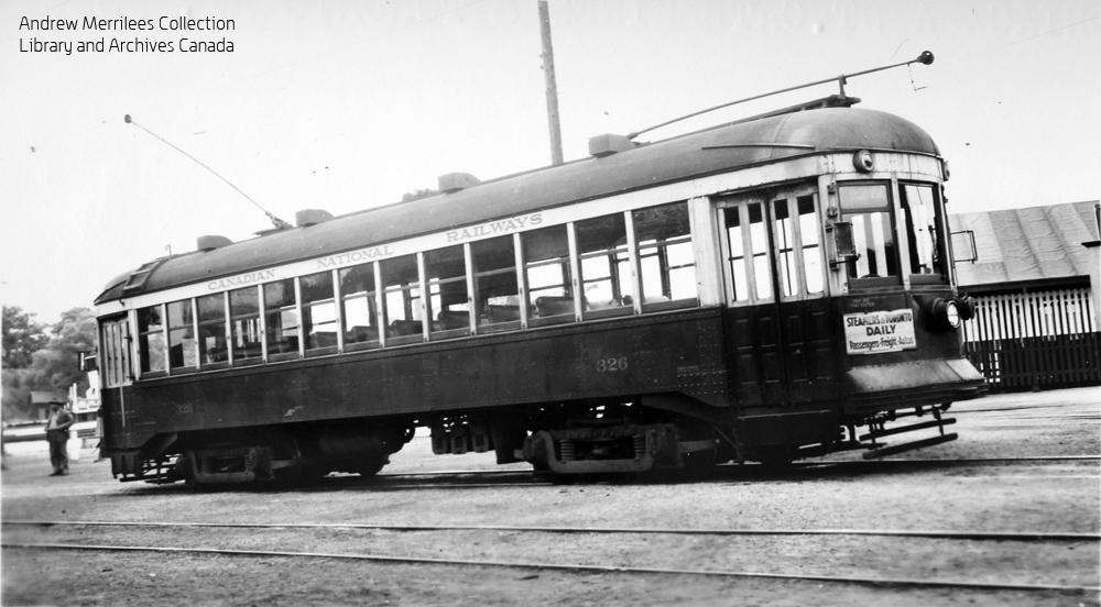NST 326 - Port Dalhousie