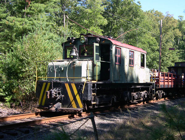 CT Trolley Museum 18