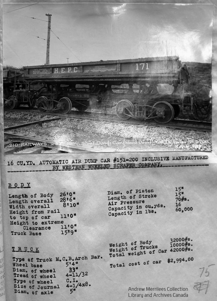 HEPC - Dump Cars 151-200