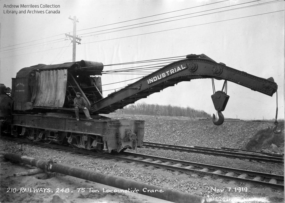 HEPC Steam Crane