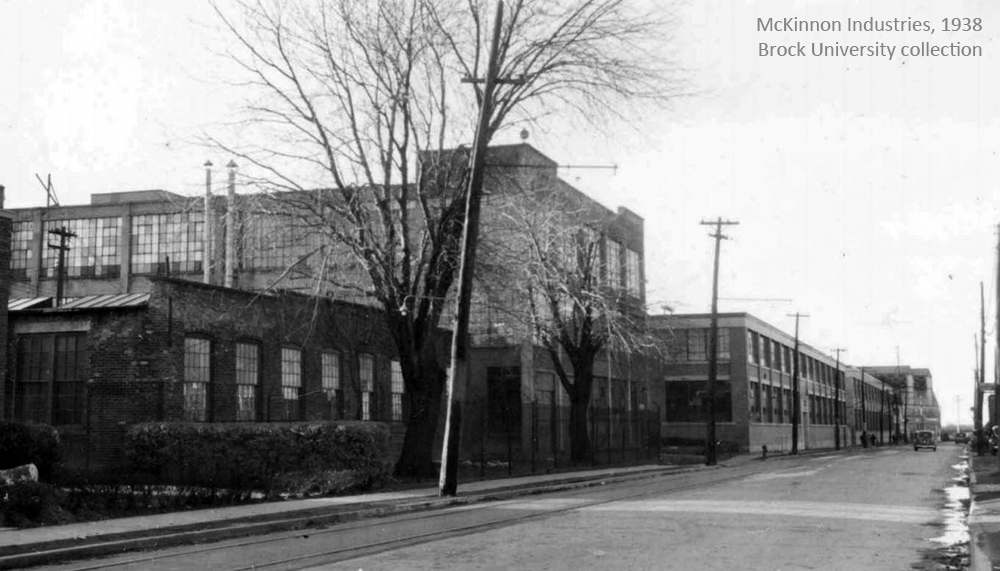 McKinnon Industries - 1938 - Brock U