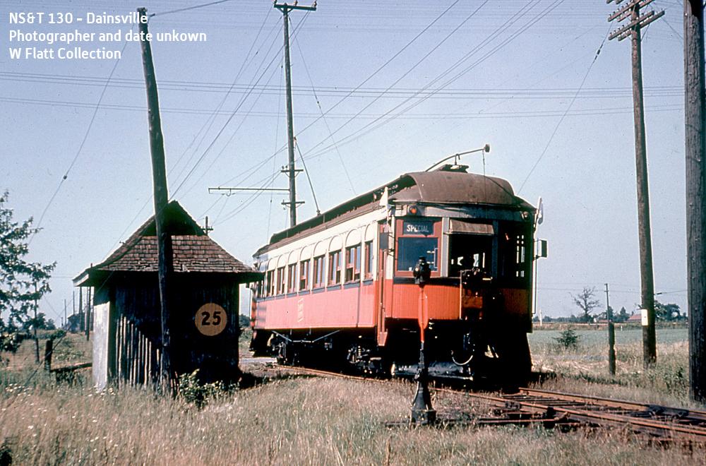 NST 130 - Dainsville