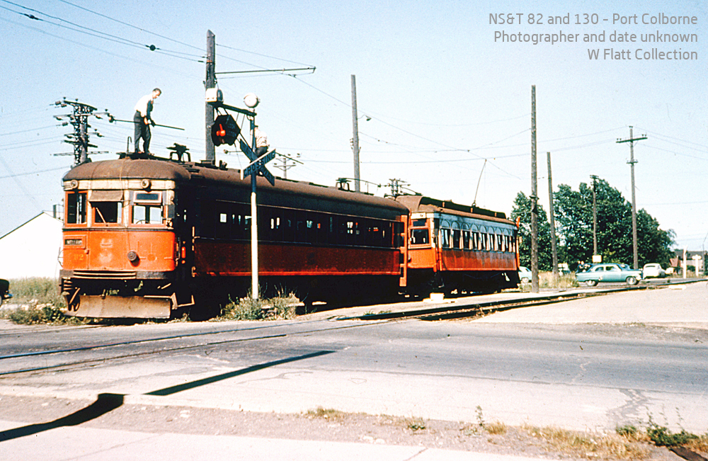 NST 82 and 130 - Port Colborne